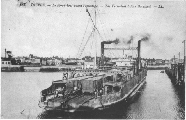 Recherche plan HMS Daffodil / Iris Ferry311