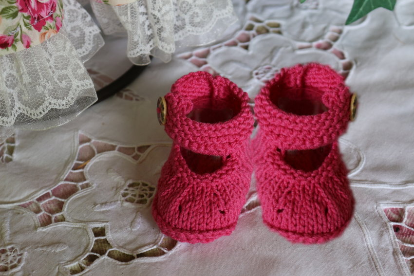 Röschen in Pink 410