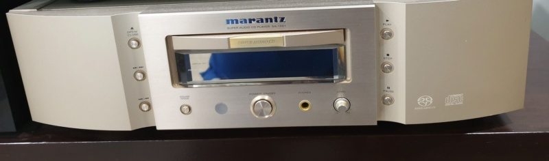 Marantz SA-15S1 SACD Player (Used) (Sold) 20190810