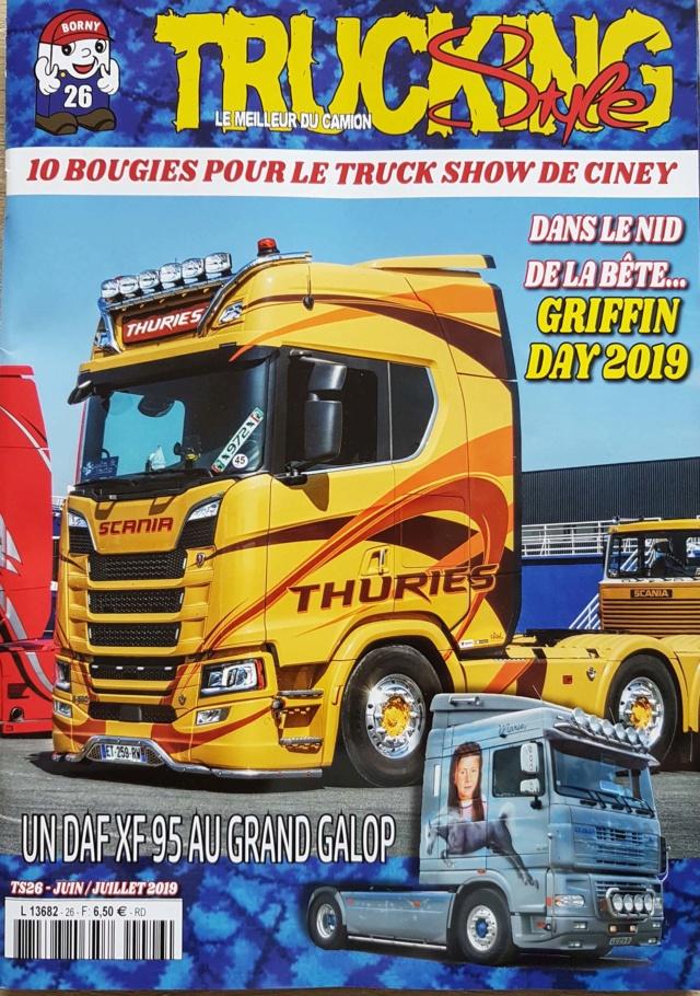 Trucking Style n°26 - juin/juillet 2019  20190610