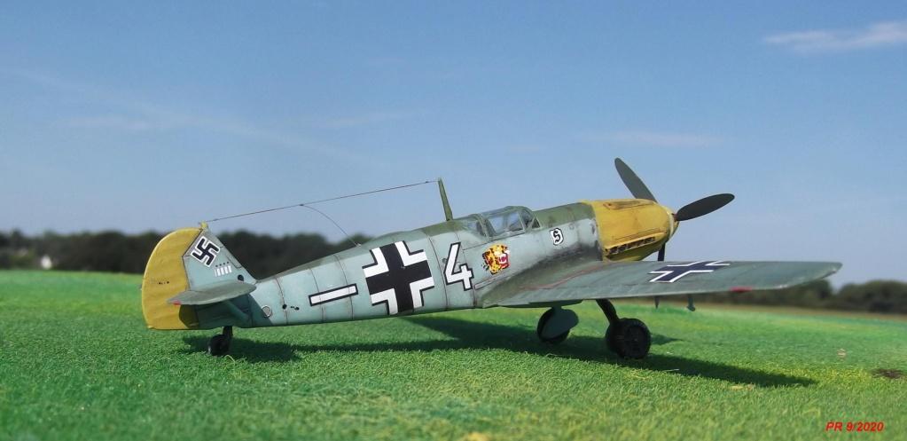 ACADEMY 1/72 MESSERSCHMITT Bf109 E-3 Ac110