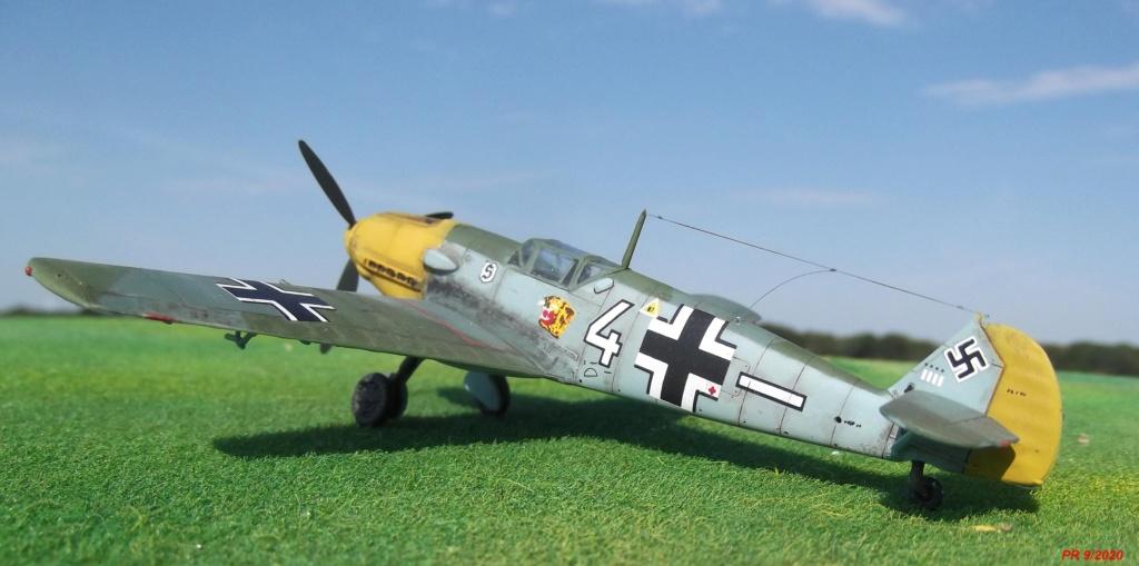 ACADEMY 1/72 MESSERSCHMITT Bf109 E-3 Ac210