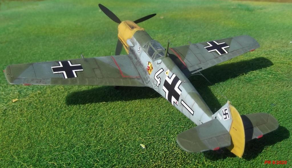 ACADEMY 1/72 MESSERSCHMITT Bf109 E-3 Ac310