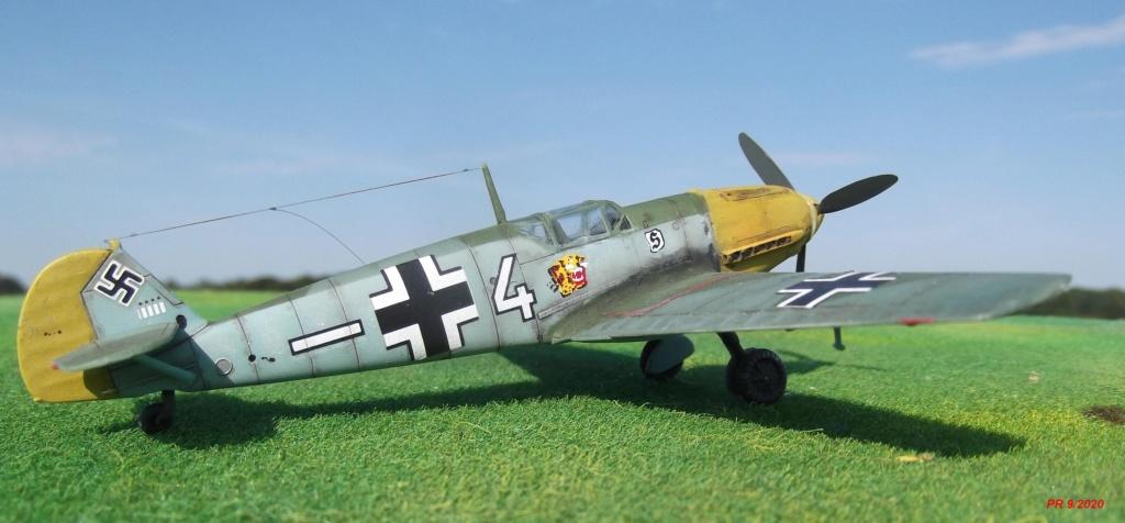 ACADEMY 1/72 MESSERSCHMITT Bf109 E-3 Ac410