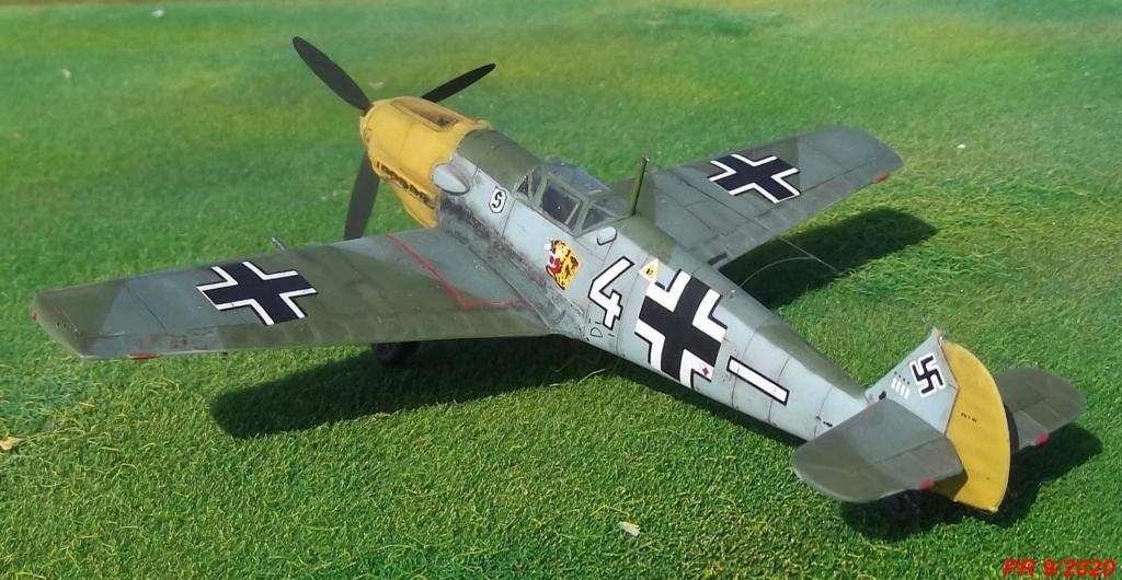 ACADEMY 1/72 MESSERSCHMITT Bf109 E-3 Ac510
