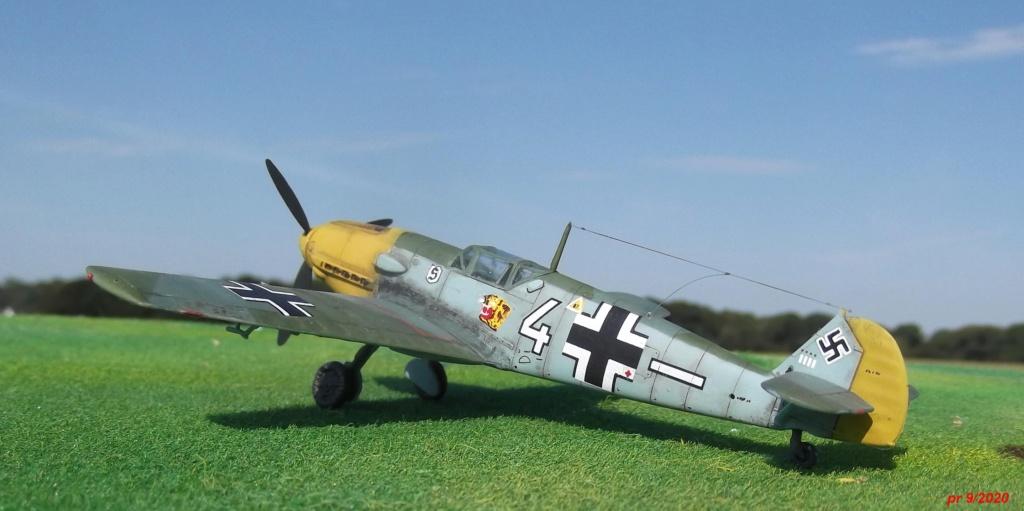ACADEMY 1/72 MESSERSCHMITT Bf109 E-3 Ac610