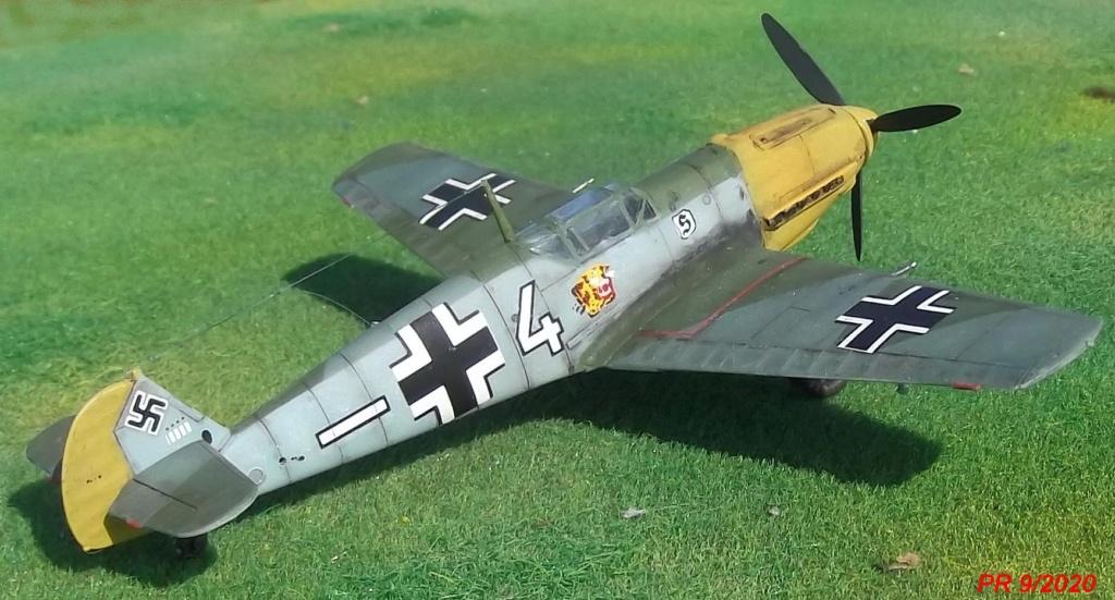 ACADEMY 1/72 MESSERSCHMITT Bf109 E-3 Ac710