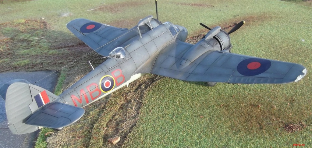 BRISTOL BEAUFIGHTER AIRFIX 1/72 Bauf0610