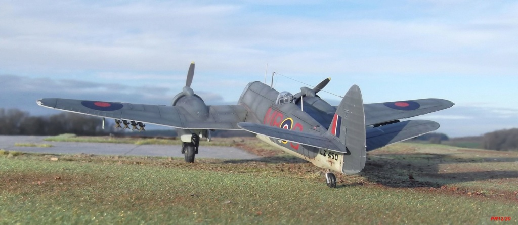 BRISTOL BEAUFIGHTER AIRFIX 1/72 Beauf010