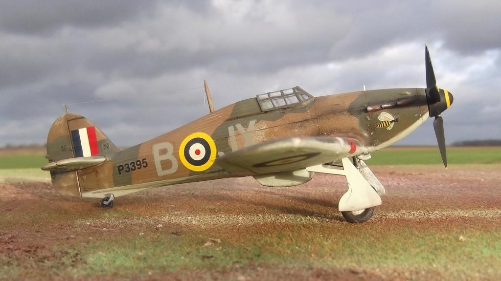 Hawker Hurricane le veil Airfix de 1978 Hh0210