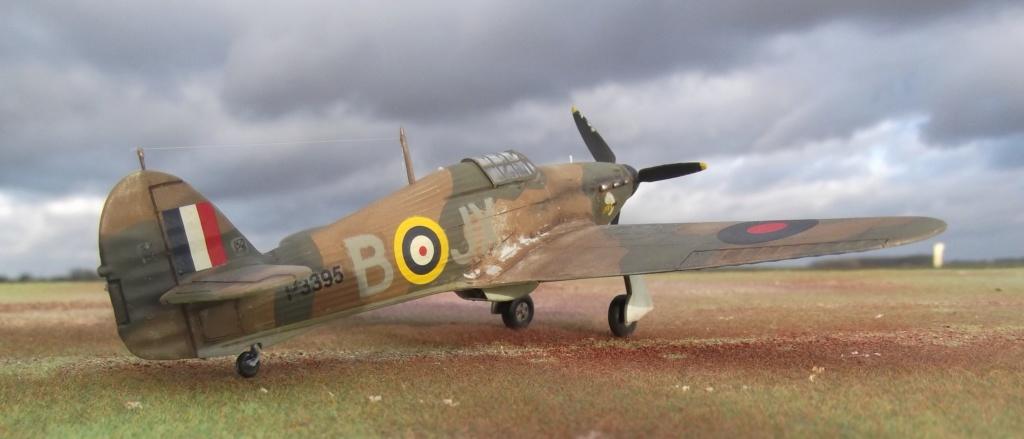 Hawker Hurricane le veil Airfix de 1978 Hh0310
