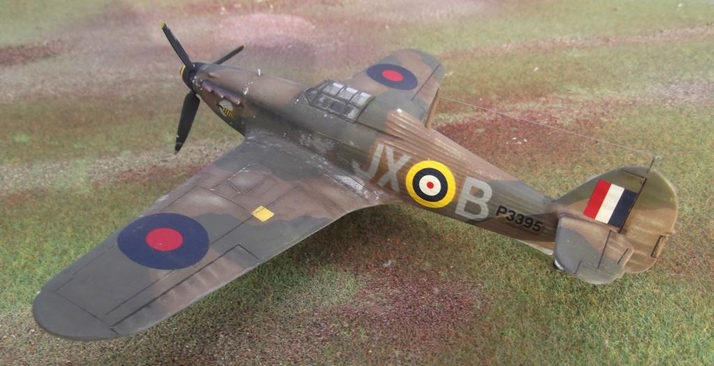 Hawker Hurricane Mk.1 (Airfix 1/72) Hh0610