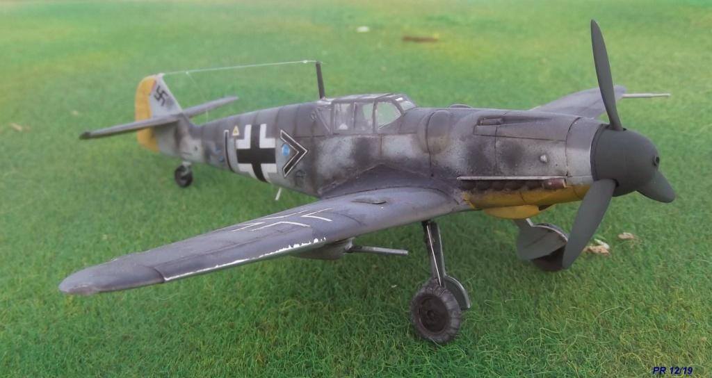 1/72 iTALERI Messerschmitt BF 109 G6 Ital_a12