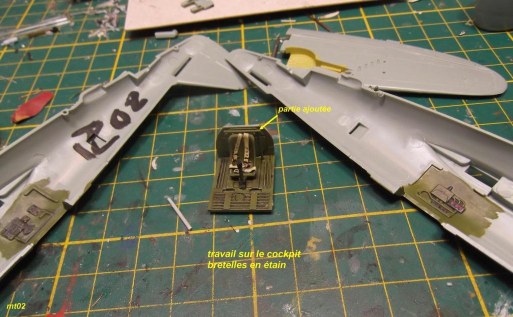 Academy 1/72 Thunderbolt P47 D27 P47_mo12