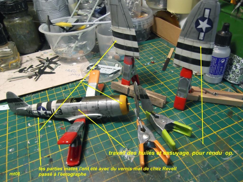 Academy 1/72 Thunderbolt P47 D27 P47_mo18