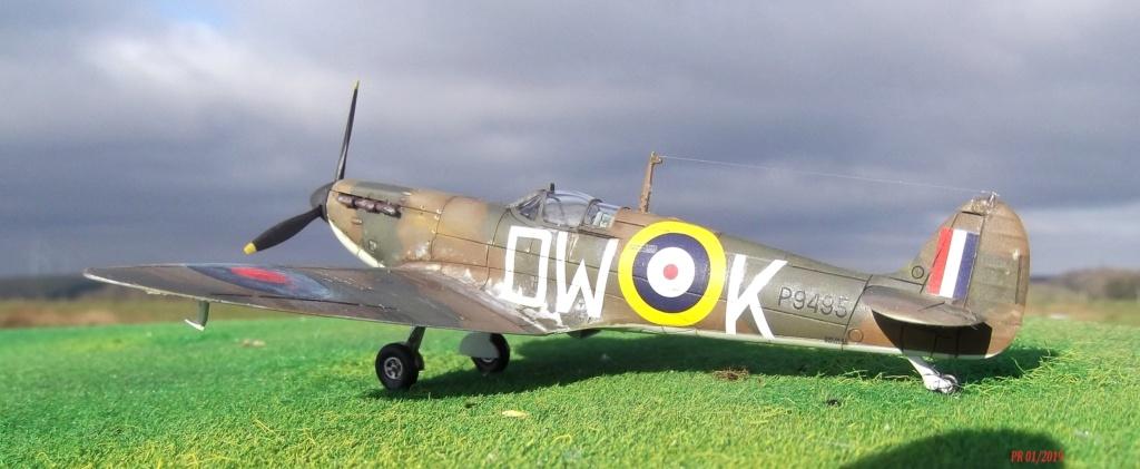 Spitfire mk I Airfix 1/72 Sptair10