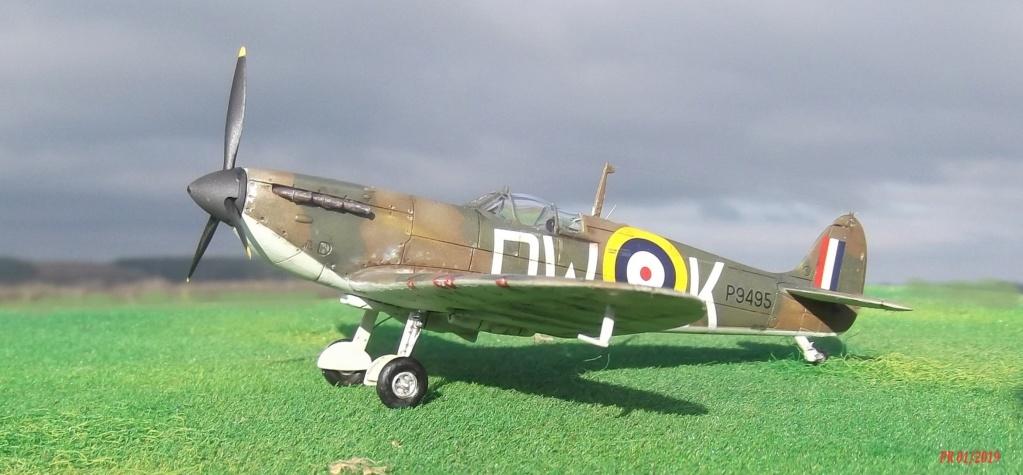 Spitfire mk I Airfix 1/72 Sptair12