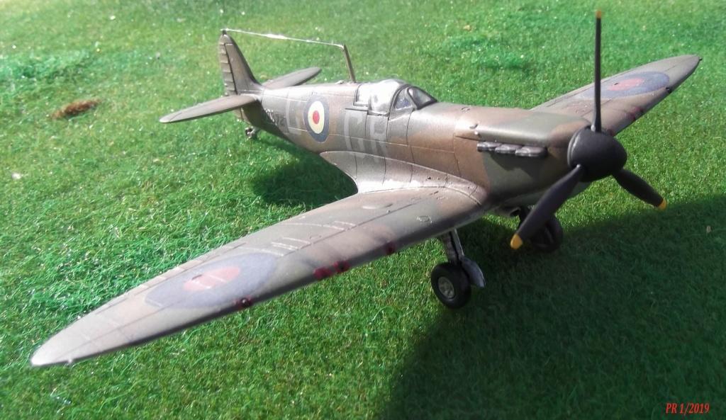 Spitfire mkI Tamiya 1/72 Spttam14