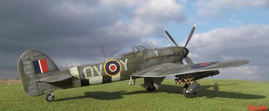Hawker typhoon Airfix 1/72 Tyairf10