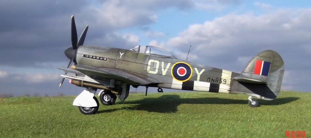 Hawker typhoon Airfix 1/72 Tyairf11