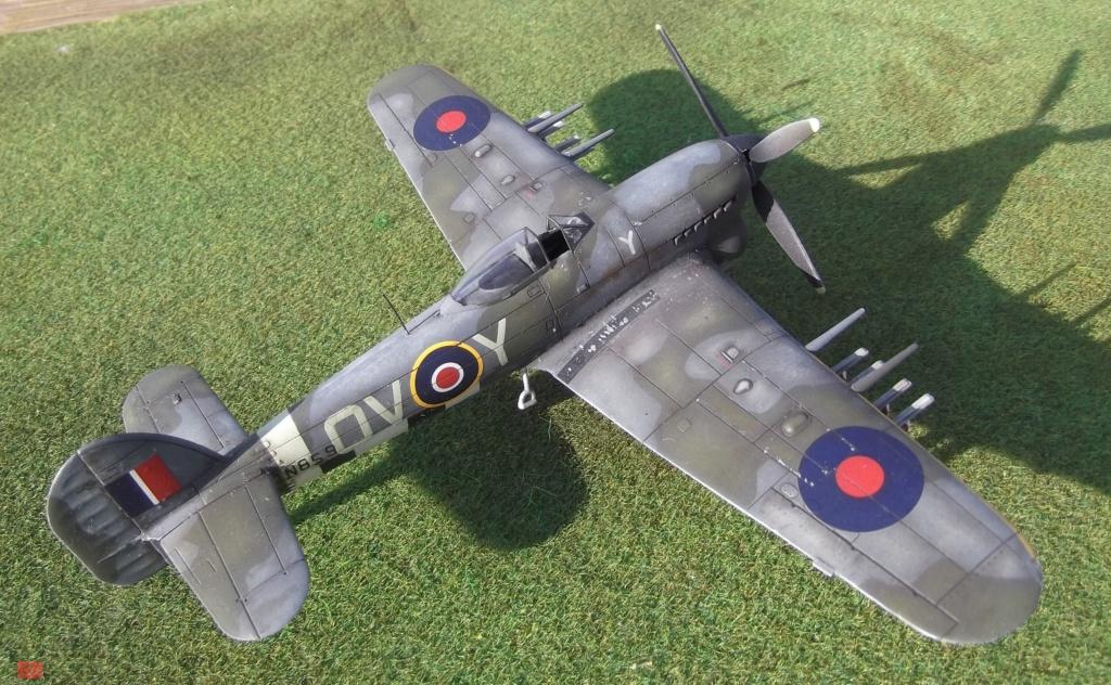 Hawker typhoon Airfix 1/72 Tyairf12