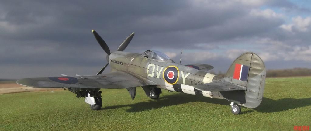 Hawker typhoon Airfix 1/72 Tyairf15