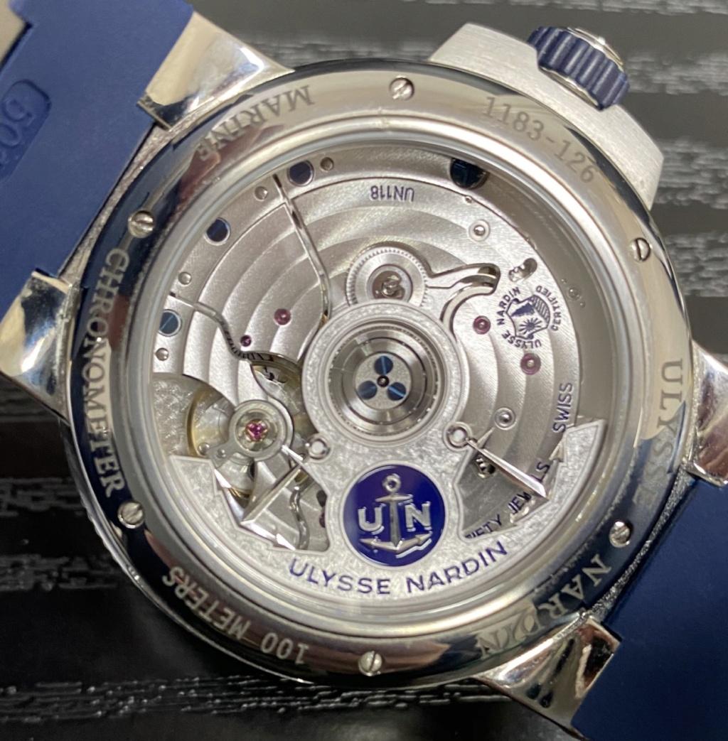 -Qt - Vos fonds de montre sans sous-titres - Page 9 Ulysse10