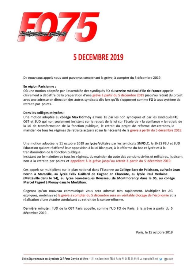 Conférence de préparation à la Grève Générale   Whatsa16