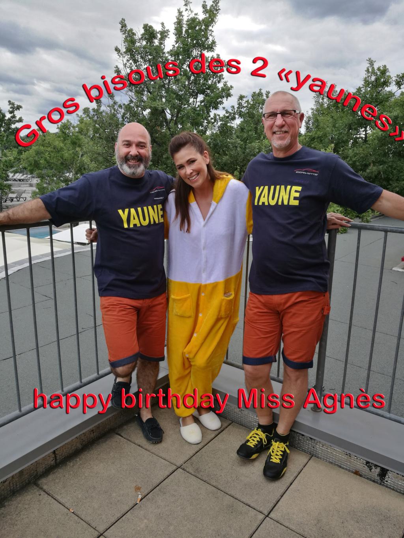 Happy birthday Agnes  Miss_a10
