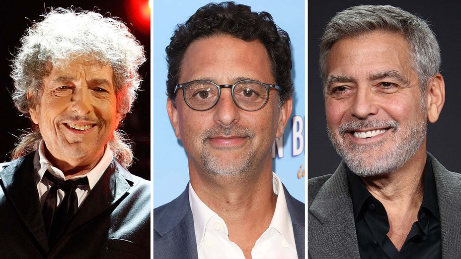 16 Oct 2020: George Clooney to produce movie with Bob Dylan Calico10