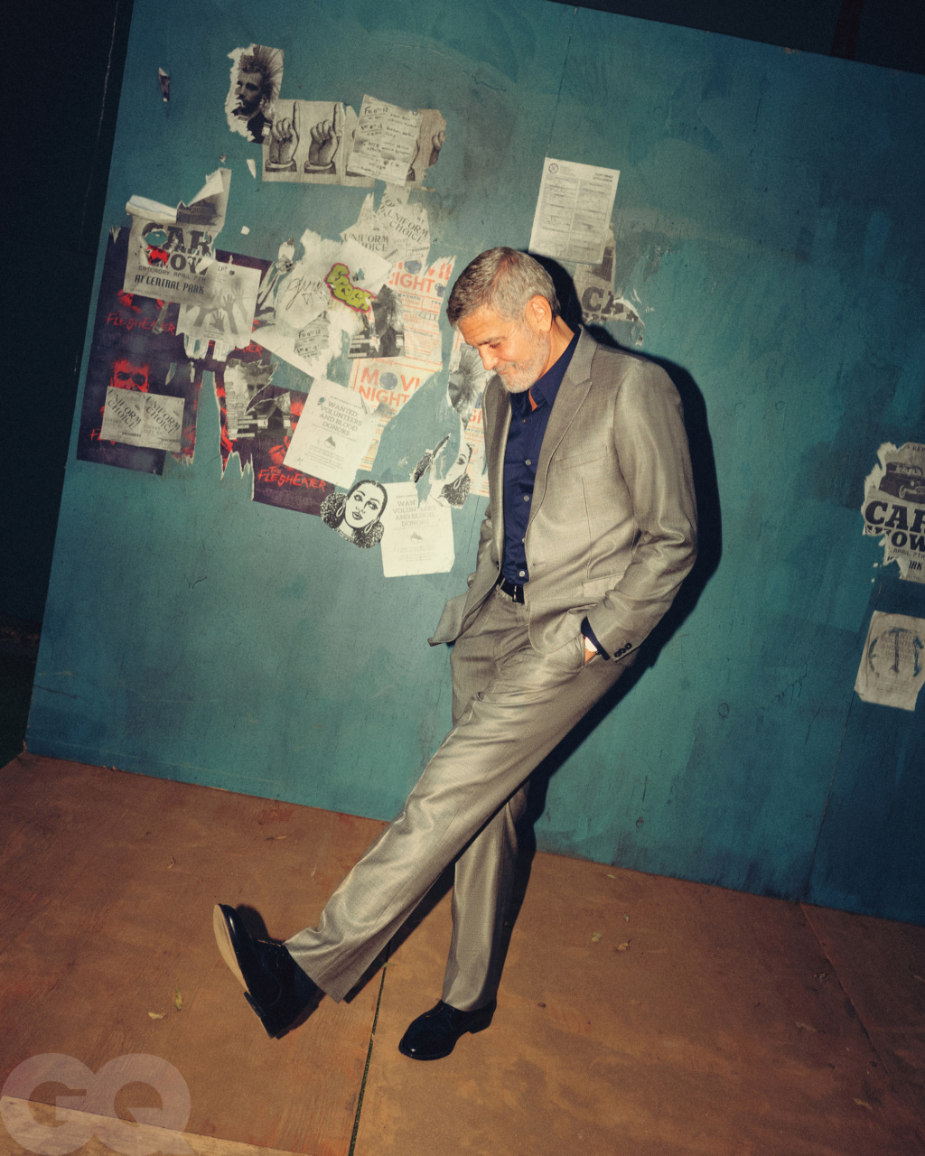 George Clooney interview with GQ magazine.  Nov 2020 Gq_mag13