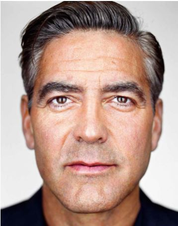George Clooney photos by Martin Schoeller for sale Martin10