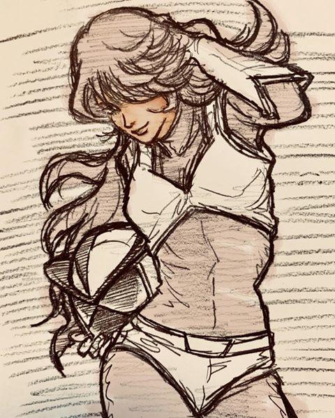 Great Mazinger : special Jun Honoo ! - Page 19 65640710