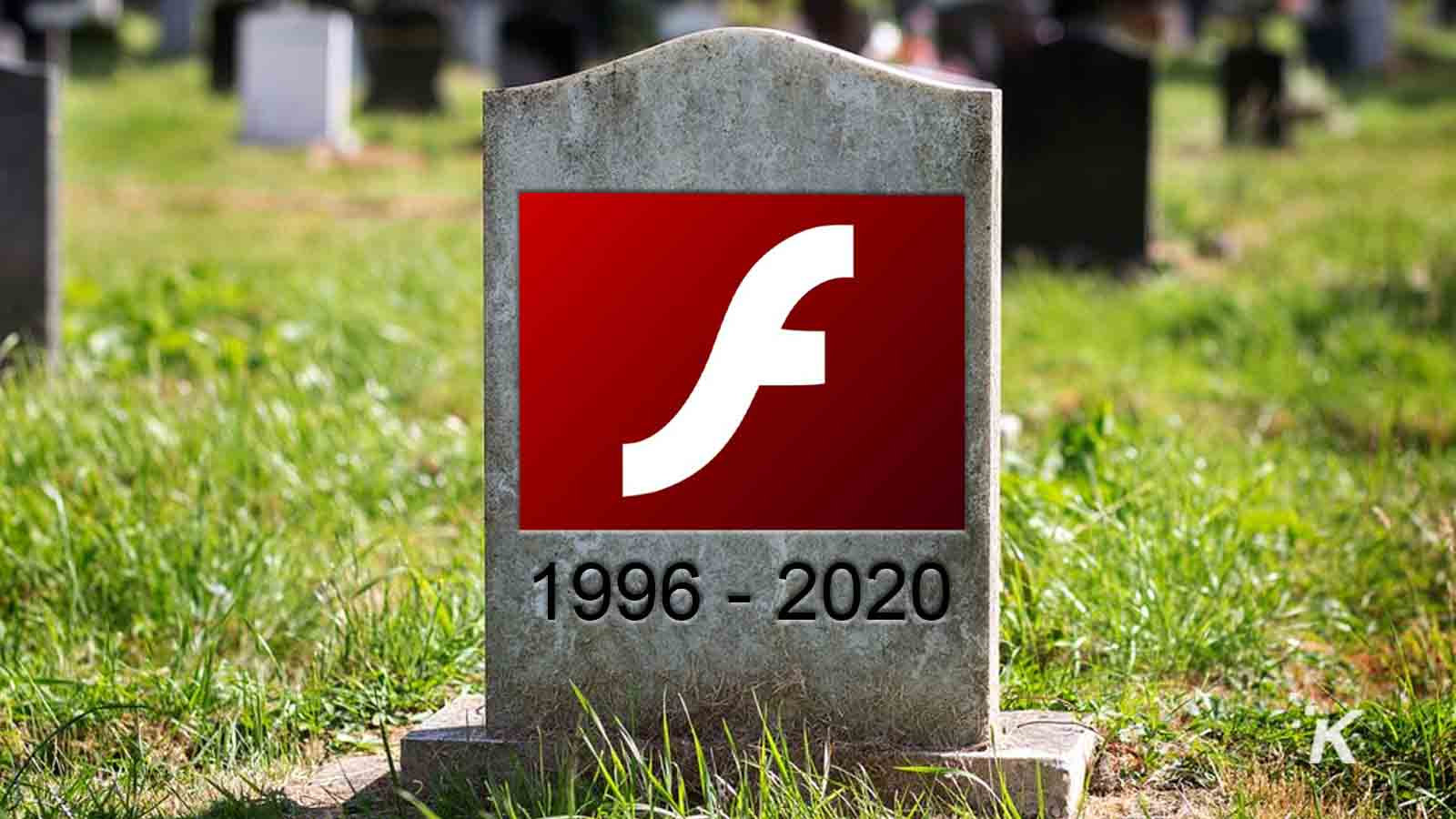 Flash support ending soon! Adobe-10