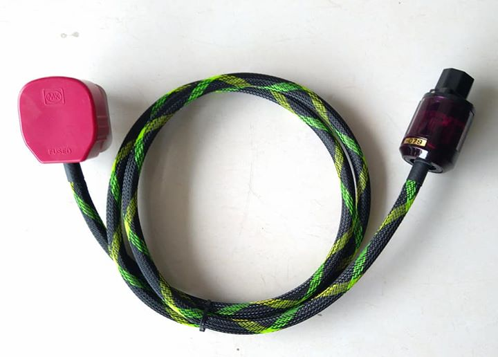 Lapp Kabel Olflex Classic 115CY power cord custom length 122