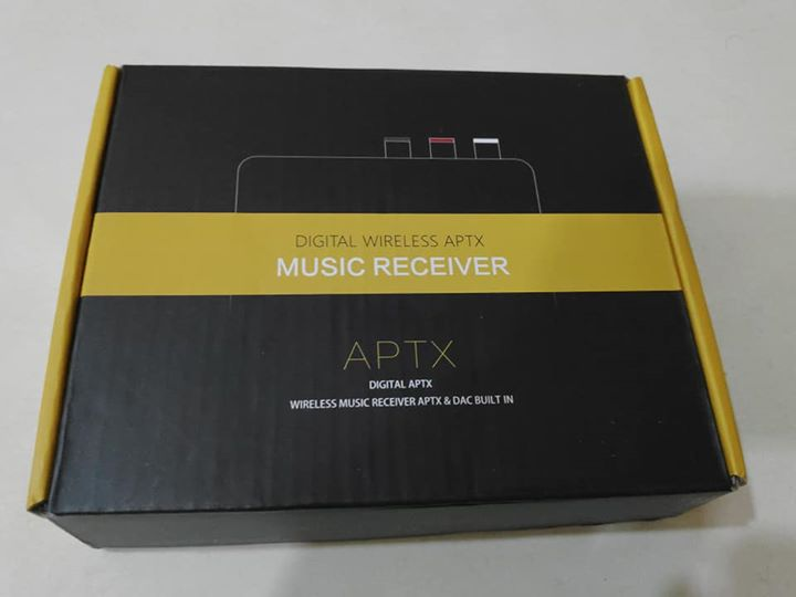 Bluetooth music receiver ver4.2 AptX  149