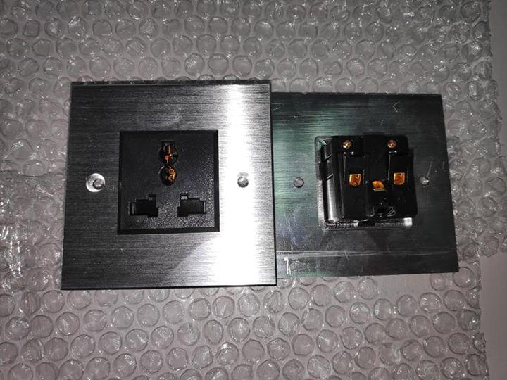 Multiway wall socket 154