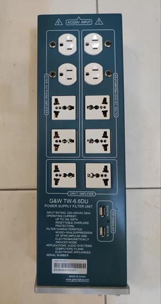 G&W power conditioner/filter/protection 336