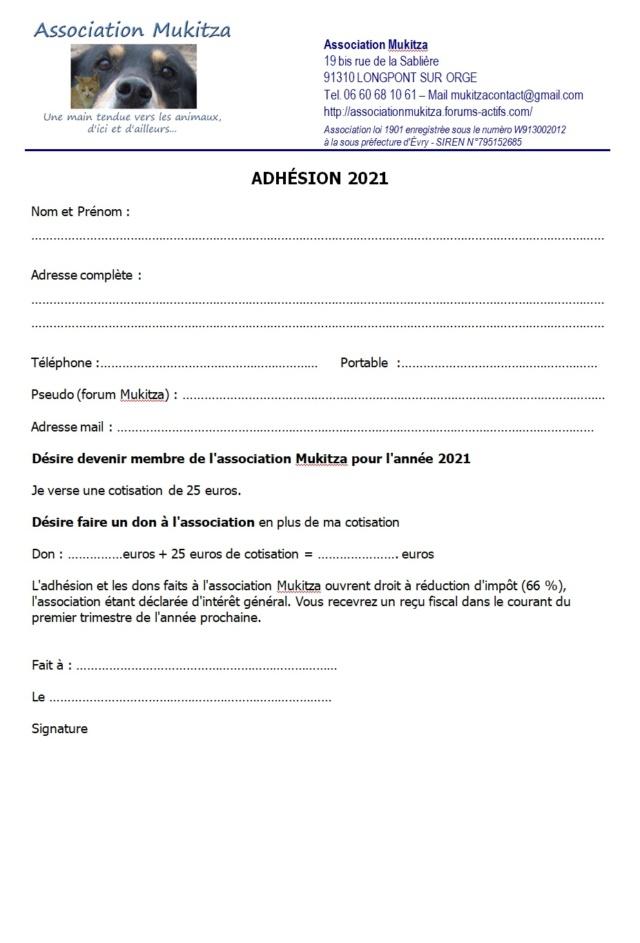 Adhésion 2021 Adhes212