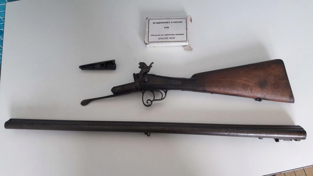 recherche renseignements sur ce fusil. 20180810