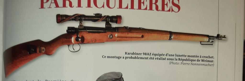 Kar 98a de tireur d'élite? - Page 2 20200415