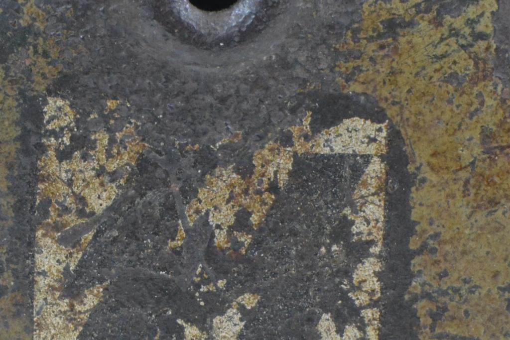 Casque M40 insigne SS avec photos supplémentaires Dsc_0178