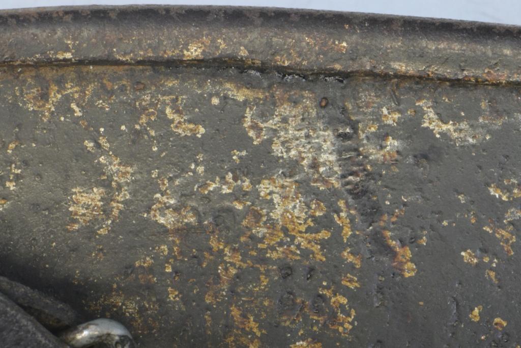 Casque M40 insigne SS avec photos supplémentaires Dsc_0182