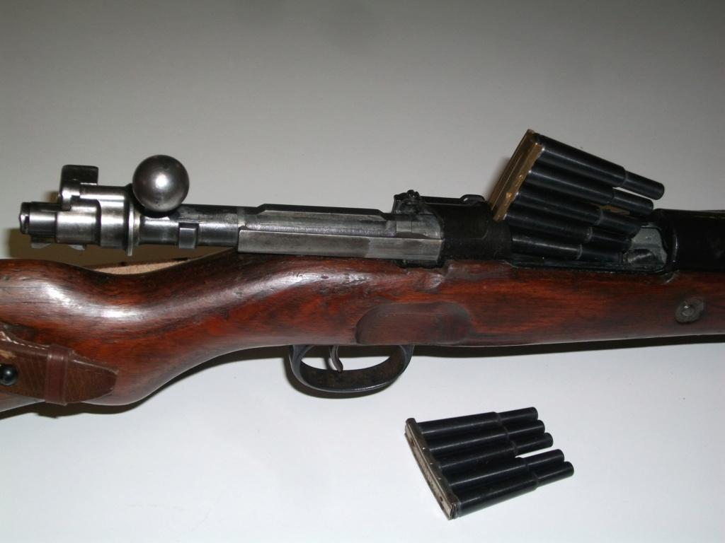 Présentation de mon Kar98k Mauser10