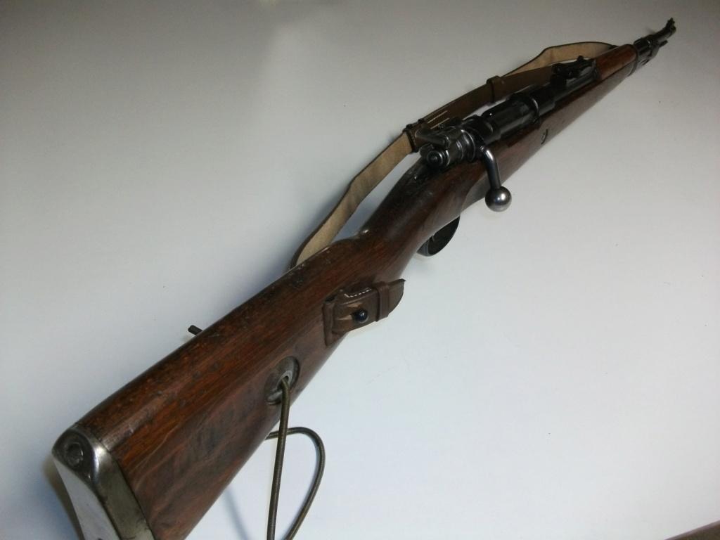 Présentation de mon Kar98k Mauser11