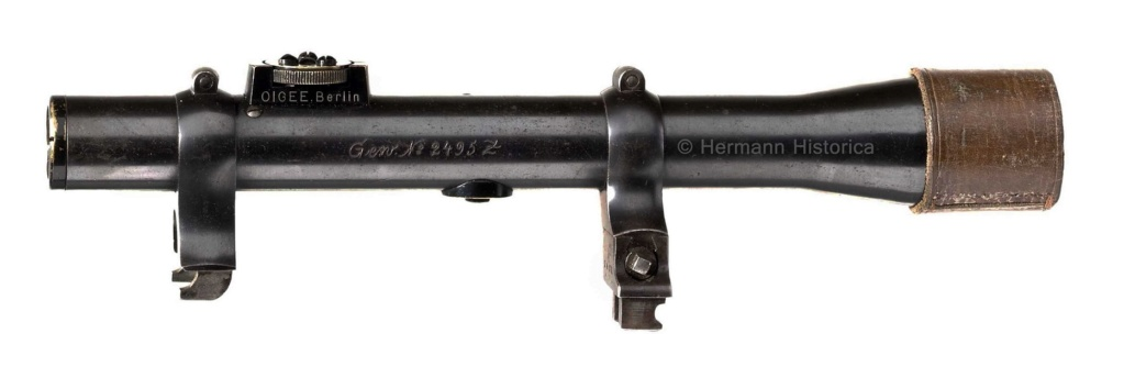 G98 à embases et montage lunette sniper WW1 - Page 2 Oigee_10