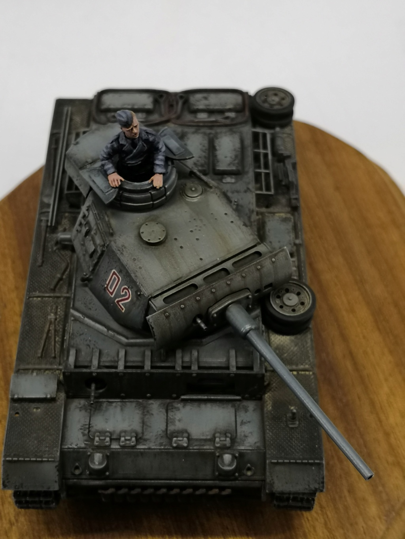 Panzerkampfwagen III Ausf. L Sd.Kfz. 141/1 - [TAMIYA, 1/48] Img_2018