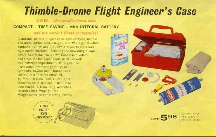 Original Cox Tool Kit Cox60d10