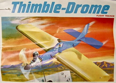 Old Thimble Drome Airplane Dscf3810