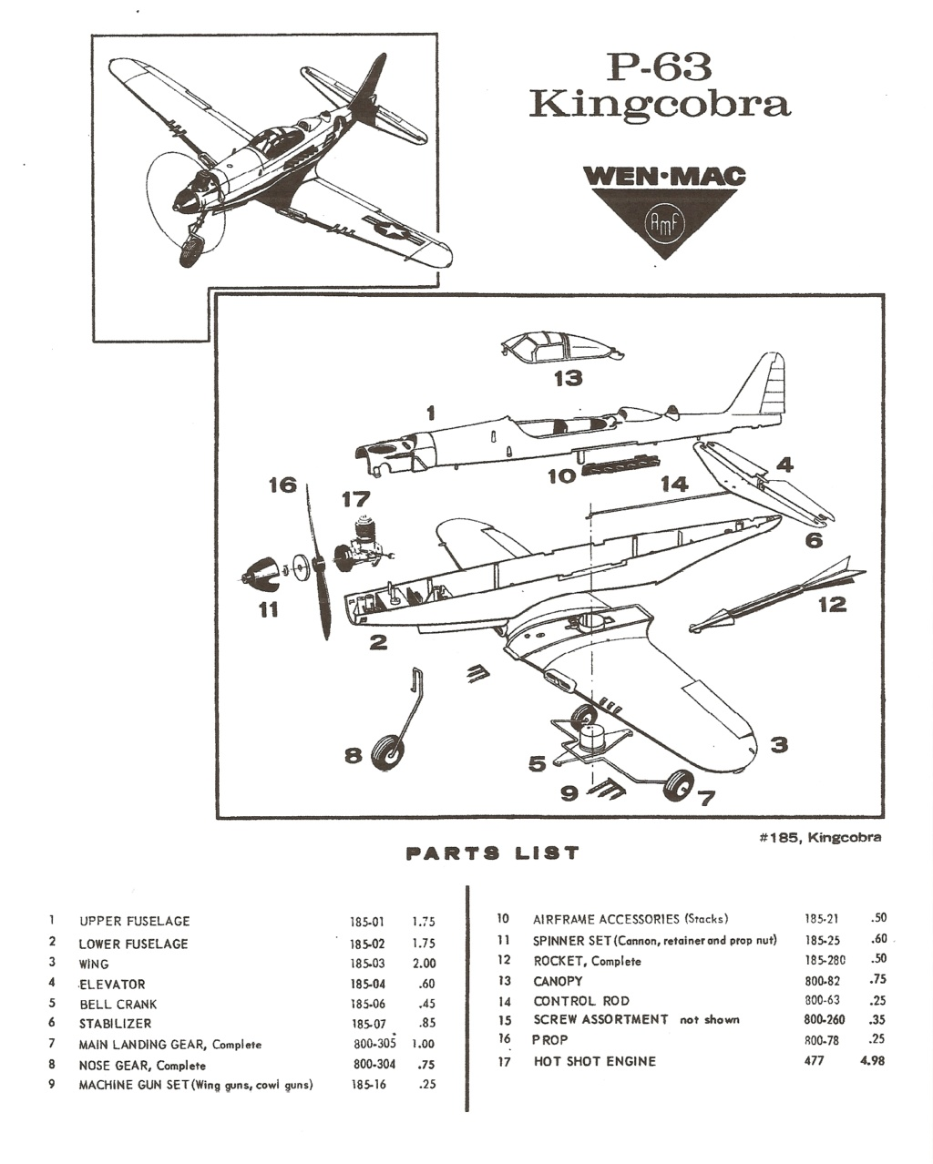 Wen Mac p39 canopy removal help P-63_p10